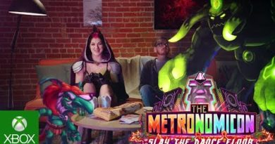 The Metronomicon: Slay the Dance Floor - Live Action Trailer