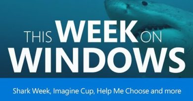This Week on Windows: Imagine Cup, Shark Week and More!