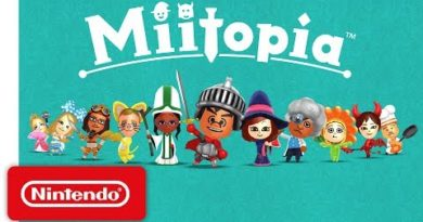 Nintendo 3DS  - Miitopia Launch Trailer