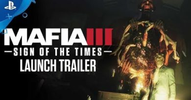 Mafia III - Sign of the Times DLC Launch Trailer | PS4
