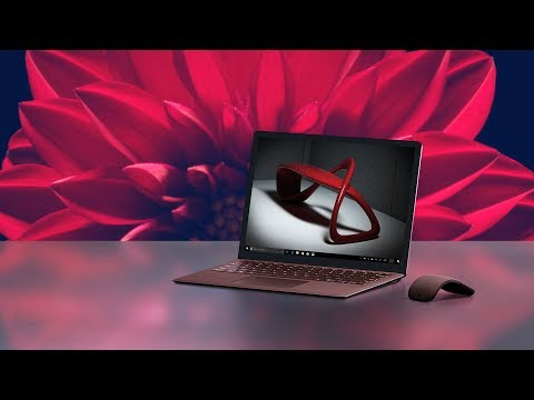 Introducing Surface Laptop. Powerfully Beautiful (TV Commercial)
