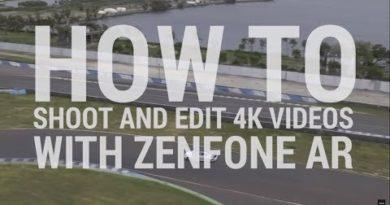 ZenHow: How to shoot, edit, & export 4K video on ZenFone AR   ASUS
