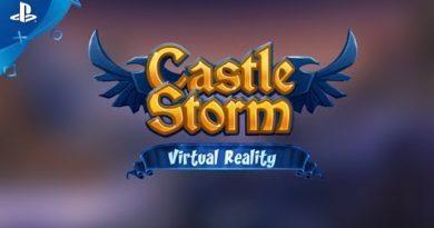 CastleStorm VR - Gameplay Trailer   PSVR