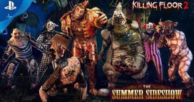 Killing Floor 2 - Summer Sideshow Trailer | PS4