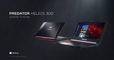 Acer | Predator Helios 300 Gaming Laptop – Ignite Fusion