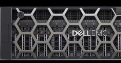 The PowerEdge R940 Rack Server