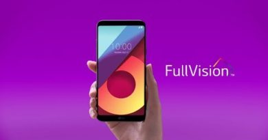LG Q6: Full Vision 2 - Window