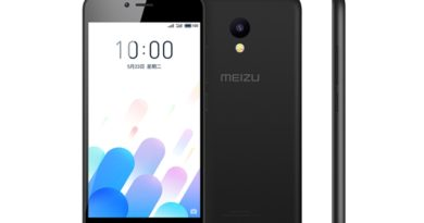 Meizu A5: inexpensive smartphone with 5-inch display
