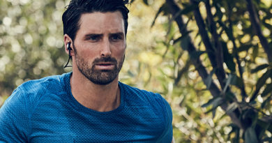 New Fitbit Flyer Headphones Deliver Premium Sound, a Secure Fit, and Up to 6 Hours of Workout Motivation