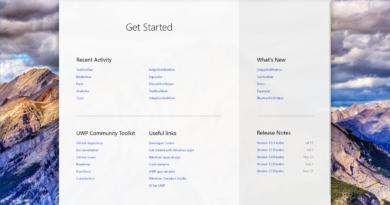 The UWP Community Toolkit v2.0