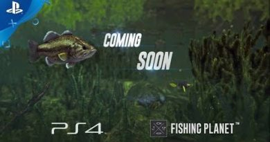 Fishing Planet - Announce Teaser | PS4