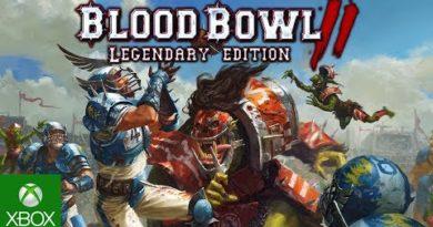 Blood Bowl 2 - Legendary Content Reveal