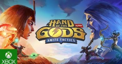 Hand of the Gods: SMITE Tactics | Coming Soon to Xbox One