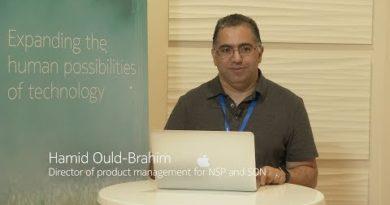Nokia NSP and Deepfield: Insight-driven SDN optimizations for OTT, carrier, cloud, CDN
