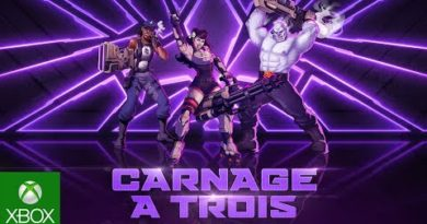 Agents of Mayhem - Carnage a Trois Trailer