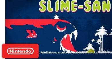 Slime-san Launch Trailer - Nintendo Switch