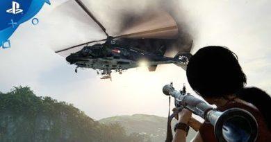 Uncharted: Lost Legacy Vídeo del Juego