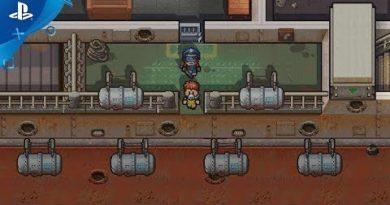The Escapists 2 - Transport Prison Reveal Trailer | PS4