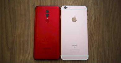 UMIDIGI S2 Pro VS iPhone 6S Plus, 5.99'' in a 5.5'' body