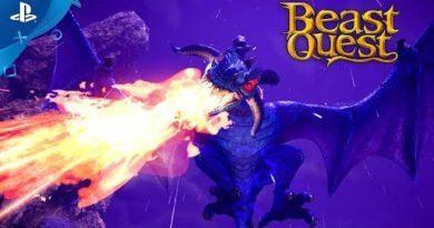 Beast Quest - Announcement Trailer | PS4