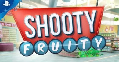 Shooty Fruity – Announcement Trailer I PS VR