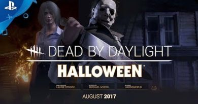 Dead by Daylight: The Halloween Chapter Trailer | PS4