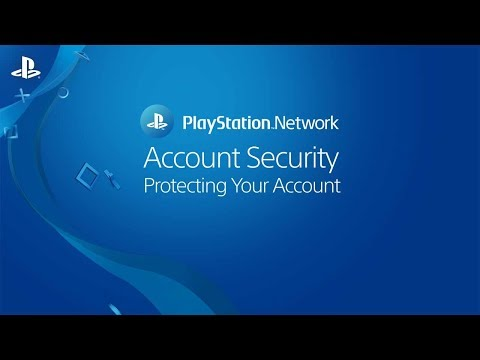 How do I secure my PSN account?