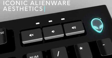 Alienware Advanced Gaming Keyboard