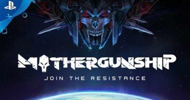 MOTHERGUNSHIP - Resistance Trailer | PS4