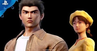 Shenmue III – The 1st Teaser | PS4