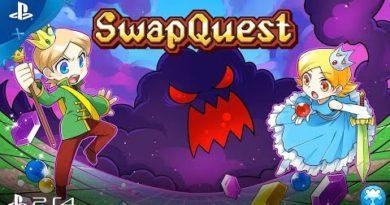 SwapQuest - Launch Trailer | PS4