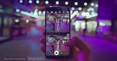 LG Q6: USP Video (30s ver.) – Square Camera