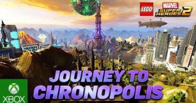 LEGO® Marvel Super Heroes 2 – Official Gamescom Chronopolis Trailer