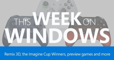 This Week on Windows: Remix 3D, Fable Fortune, Imagine Cup