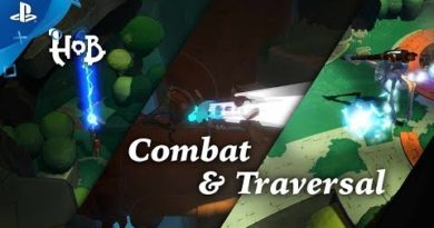 Hob - Combat and Traversal | PS4