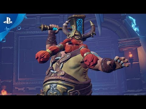 Ancient Amuletor - Into the Ice DLC: Viking Character Trailer | PS VR