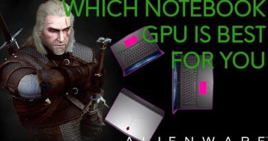 Which Notebook GPU Is The Best For You? | Alienware