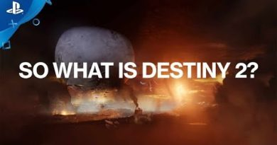 Destiny 2 – What is Destiny 2?   PS4