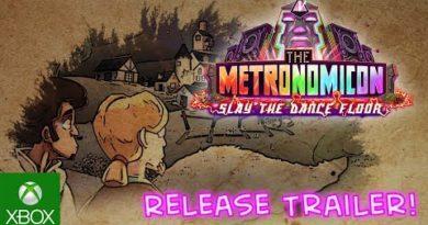 The Metronomicon: Slay the Dance Floor - Release Trailer