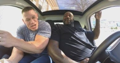 Apple Music — Carpool Karaoke — Shaquille O'Neal and John Cena Preview