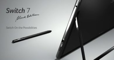 Acer | Switch 7 - Black Edition | Switch On the Possibilities