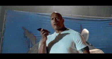 iPhone 7 — The Rock x Siri - Do Not Disturb — Apple