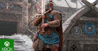 The For Honor: Season 3 – Highlander, Gladiator, Maps, Ranked Mode Trailer