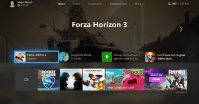 First Look at Next Major Xbox System Update
