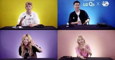 LG Q6 X K.A.R.D : Unboxing Video