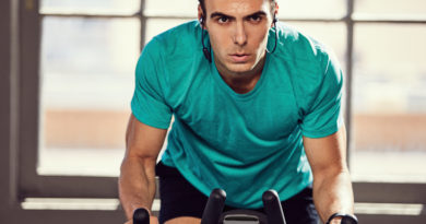 2 Playlists That Make Indoor Cycling Workouts Fly By