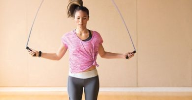This Jump Rope Workout Torches Mega Calories