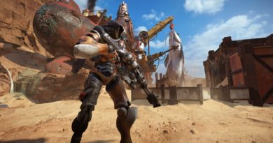 Xbox Play Anywhere Title Raiders of the Broken Planet is an Adventure in Shooter Form