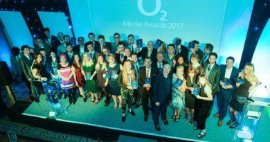 BBC and ITV honoured at O2 Media Awards
