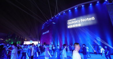 [Photo] Worldwide Galaxy Note8 Events Kick Off Launch of Samsung's Latest Smartphone